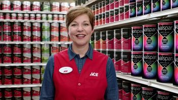 ACE Hardware Memorial Day Sale TV Spot, 'Top Paint Brands' - 2669 commercial airings