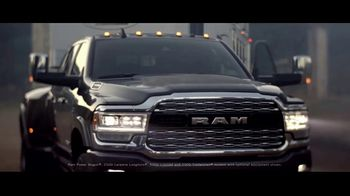 2018 Ram 2500 TV Spot, 'On to Bigger Things: Mastery Tagged' [T2]