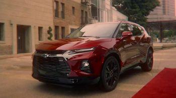 Chevrolet Blazer TV Spot, 'ESPN: Red Carpet' Featuring Michelle Beadle, Chauncey Billups [T1] - Thumbnail 1
