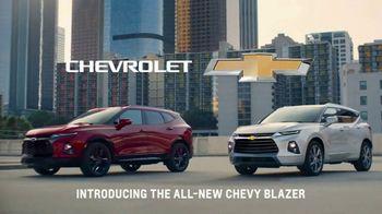 Chevrolet Blazer TV Spot, 'ESPN: Red Carpet' Featuring Michelle Beadle, Chauncey Billups [T1] - Thumbnail 10