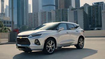 Chevrolet Blazer TV Spot, 'ESPN: Red Carpet' Featuring Michelle Beadle, Chauncey Billups [T1] - Thumbnail 8