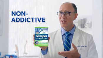 Salonpas TV Spot, 'Topical First: Doctor' - Thumbnail 5