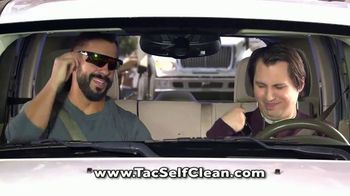Bell + Howell Self Cleaning Tac Glasses TV Spot, 'The Next Level' Featuring Nick Bolton - Thumbnail 2