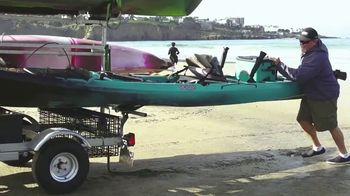 Malone Auto Racks MegaSport Trailer TV Spot, 'Kayak Fishing' - Thumbnail 1