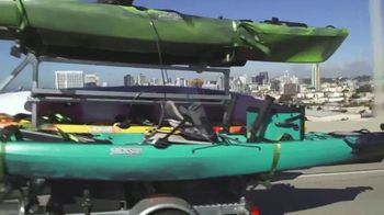 Malone Auto Racks MegaSport Trailer TV Spot, 'Kayak Fishing' - Thumbnail 9
