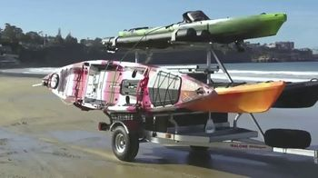 Malone Auto Racks MegaSport Trailer TV Spot, 'Kayak Fishing'