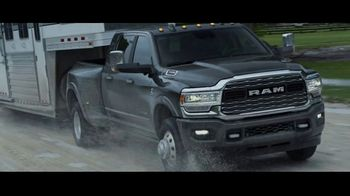 2019 Ram Heavy Duty TV Spot, 'On to Bigger Things: Bigger V2' [T1]