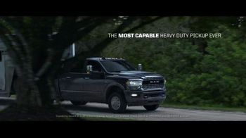 2019 Ram Heavy Duty TV Spot, 'On to Bigger Things: Bigger V2' [T1] - Thumbnail 5