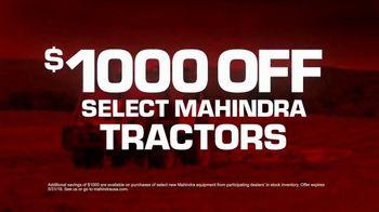 Mahindra TV Spot, 'What's Better?'