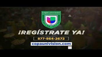 Copa Univision TV Spot, 'Prueba tu talento' con Christian Ramirez [Spanish] - Thumbnail 5