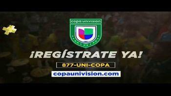 Copa Univision TV Spot, 'Prueba tu talento' con Christian Ramirez [Spanish] - Thumbnail 4
