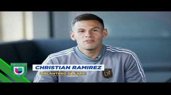 Copa Univision TV Spot, 'Prueba tu talento' con Christian Ramirez [Spanish] - 3 commercial airings