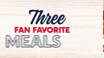Zaxby's TV Spot, 'Good Deals on Three Meals' - Thumbnail 4