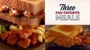Zaxby's TV Spot, 'Good Deals on Three Meals' - Thumbnail 5