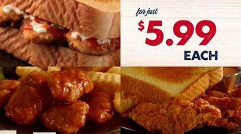 Zaxby's TV Spot, 'Good Deals on Three Meals' - Thumbnail 6