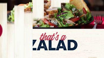 Zaxby's TV Spot, 'Zalads' - Thumbnail 8