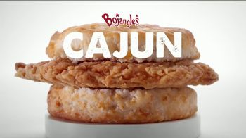 Bojangles' Cajun Filet Biscuit TV Spot, 'The One, the Only' - Thumbnail 3