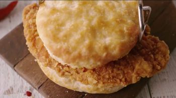 Bojangles' Cajun Filet Biscuit TV Spot, 'The One, the Only' - Thumbnail 5