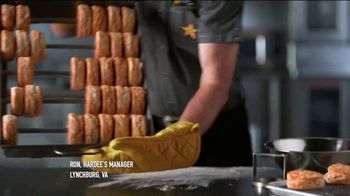Hardee's 2 3 More Menu TV Spot, 'Abacus' - Thumbnail 2