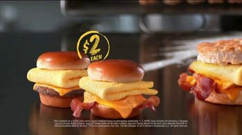 Hardee's 2 3 More Menu TV Spot, 'Abacus' - Thumbnail 3