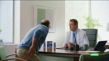 Salonpas Lidocaine TV Spot, 'Before You Take Anything' Featuring Bob Arnot - Thumbnail 1