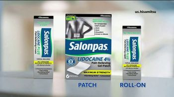 Salonpas Lidocaine TV Spot, 'Before You Take Anything' Featuring Bob Arnot - Thumbnail 9