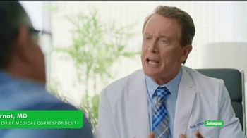 Salonpas Lidocaine TV Spot, 'Before You Take Anything' Featuring Bob Arnot
