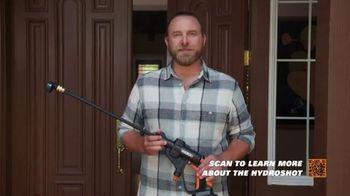 Worx Hydroshot TV Spot, 'A&E: Home.Made.: Feels Fantastic' - Thumbnail 10