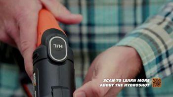 Worx Hydroshot TV Spot, 'A&E: Home.Made.: Feels Fantastic'