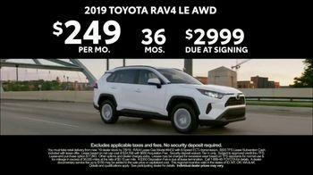 2019 Toyota RAV4 TV Spot, 'Street Savvy' [T2] - Thumbnail 7