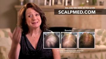 ScalpMED 15th Anniversary Celebration TV Spot, 'Are You Losing Your Hair?' - Thumbnail 2