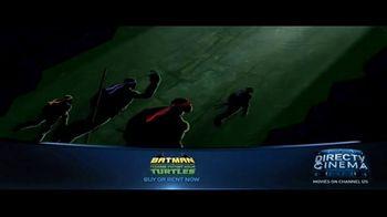 DIRECTV Cinema TV Spot, 'Batman vs. Teenage Mutant Ninja Turtles' - Thumbnail 1