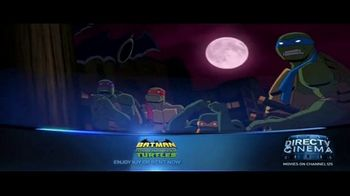 DIRECTV Cinema TV Spot, 'Batman vs. Teenage Mutant Ninja Turtles' - Thumbnail 2