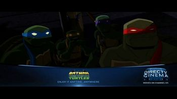 DIRECTV Cinema TV Spot, 'Batman vs. Teenage Mutant Ninja Turtles' - Thumbnail 3