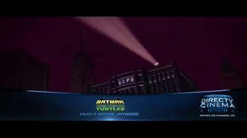 DIRECTV Cinema TV Spot, 'Batman vs. Teenage Mutant Ninja Turtles' - Thumbnail 4