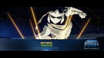 DIRECTV Cinema TV Spot, 'Batman vs. Teenage Mutant Ninja Turtles'
