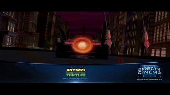 DIRECTV Cinema TV Spot, 'Batman vs. Teenage Mutant Ninja Turtles' - Thumbnail 6