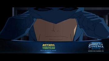 DIRECTV Cinema TV Spot, 'Batman vs. Teenage Mutant Ninja Turtles' - Thumbnail 7