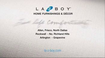 La-Z-Boy Father's Day Sale TV Spot, 'Pair of Recliners' - Thumbnail 8