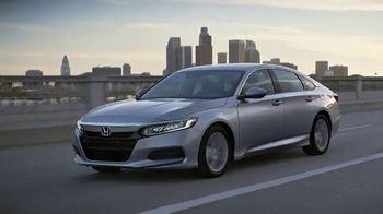 2019 Honda Accord TV Spot, 'Momentos' [Spanish] [T1] - Thumbnail 8