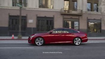 2019 Honda Accord TV Spot, 'Momentos' [Spanish] [T1] - Thumbnail 1