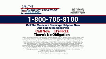 Medicare Coverage Helpline TV Spot, 'Medigap Coverage' Featuring Joe Namath - Thumbnail 10