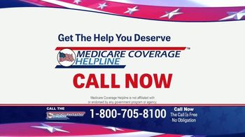 Medicare Coverage Helpline TV Spot, 'Medigap Coverage' Featuring Joe Namath - Thumbnail 4