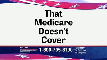 Medicare Coverage Helpline TV Spot, 'Medigap Coverage' Featuring Joe Namath - Thumbnail 9