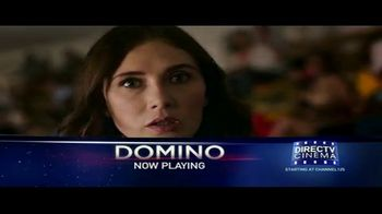 DIRECTV Cinema TV Spot, 'Domino' - Thumbnail 4