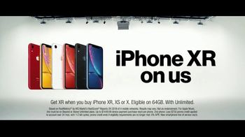 Verizon TV Spot, 'Blake and Chris: iPhone XR' - Thumbnail 9