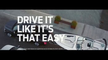 Ford F-150 TV Spot, 'Drive It Like It's Easy' Song by The Phantoms [T1] - Thumbnail 6