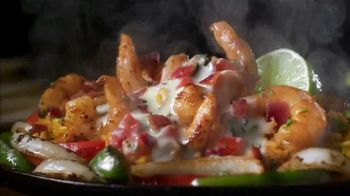 Applebee\'s Loaded Chicken Fajitas TV Spot, \'Smothered in Queso: $10.99\' Song by Pat Benatar