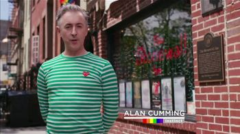 CBS Cares TV Spot, 'World Pride and Stonewall 50' Featuring Alan Cumming, Anthony Rapp