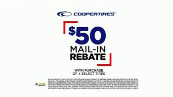 National Tire & Battery TV Spot, 'Cooper Tires: Buy Three, Get One Free and $50 Rebate' - Thumbnail 6